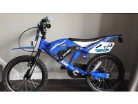 Brand new boys 16 inch bike. Never used. As new