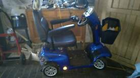 Toledo motor scooter for sale