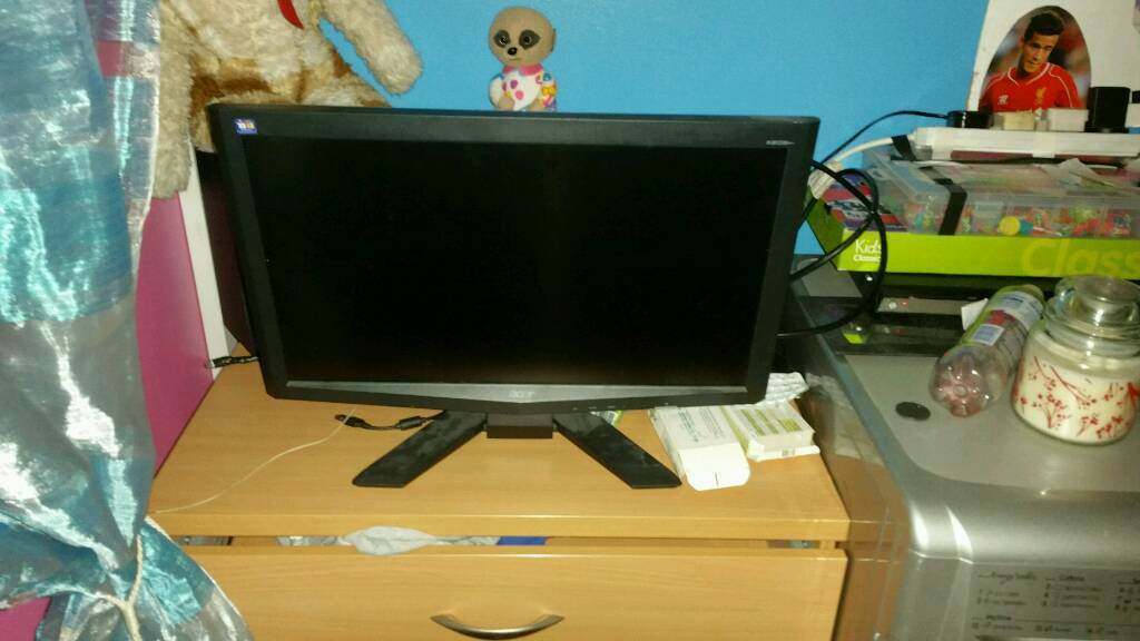 Acer pc monitor