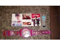Justin Bieber Set