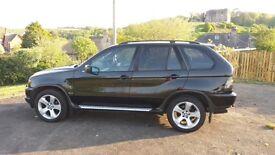 BMW X5 3.0 Diesel SE auto. MOT Till March 2018, Great Condition
