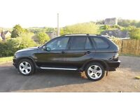 BMW X5 3.0 Diesel SE auto. MOT Till March 2018, Great Condition