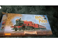 Harry Potter and The Chamber Of Secrets Train Set