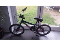 "Girls Apollo Boogie Bike 18"""