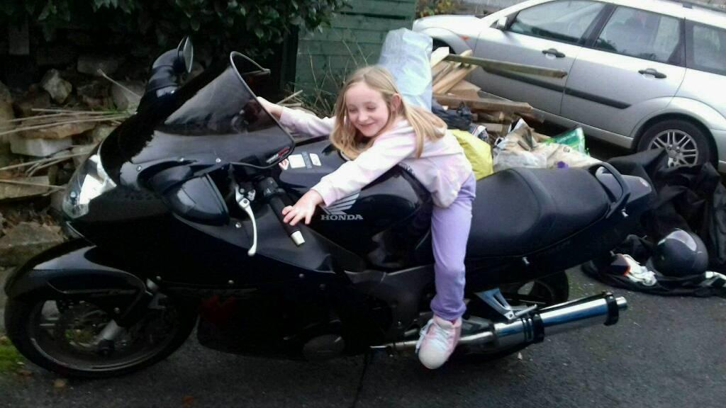 Honda Blackbird super xx 1100!!!!
