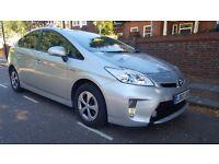 2013/63 Toyota Prius 1.8 Hybrid Full Toyota History LEATHER Interior pco