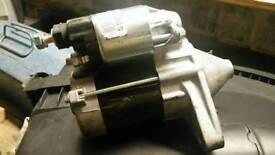 Starter motor Toyota yaris 1.1-1.3 petrol 99-05
