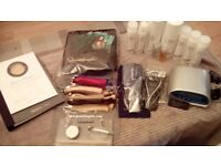Great Lengths Full Kit, Everything included, hair colour match, tools, etc ALL NEW UNUSED.