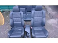 Bmw e60 m sport leather seats
