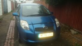 06 Toyota Yaris 1.3, 1 Lady Owner,5dr,Spolier,Alloys