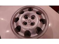 "x1 Peugeot 205 gti Pepper Pot 15"" Alloy Wheel - Classic 6J15CH419 SpeedLine (B)"
