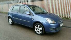 2006 Ford Fiesta 1.2 5dr.. Only 35,000 miles. Full 9 Stamp Service History. Corsa yaris clio