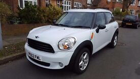 Beautifully kept Mini Countyman 62 plate 1.6l for sale