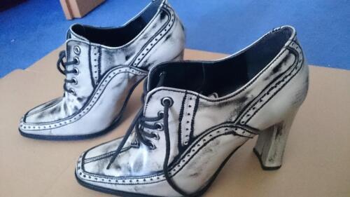 Stiefeletten Italienische Gr Neu 40 In Leder Schuhe Damenschuhe Wie exCrBoWd