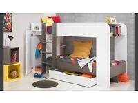 GAMI-JEKO BUNK BED w/storage