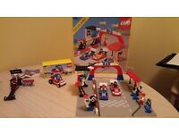 Lego racing set