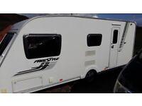 SWIFT FREESTYLE 520 (4 BERTH) 2011 Touring Caravan