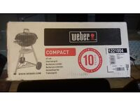 For sale weber bbq new still in box unopened
