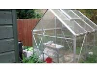 6ft Green House