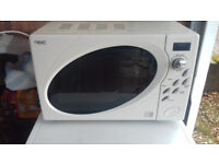 NEXT MICROWAVE OVEN