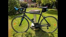 BTwin Triban 500 SE road bike