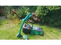 Lawn mower & Trimmer