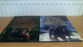 THE LORD OF THE RINGS - THE OFFICIAL ILLUSTRATED MOVIE COMPANION