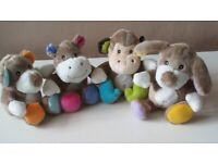 First Steps Baby Plush Toys