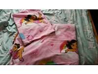 Dora bedding