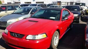 1999 Ford Mustang -