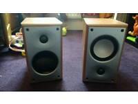 Mordaunt Short 902i Audio Speakers (Spares or Repair)