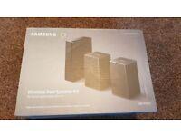 Samsung Wireless Rear Speaker Kit - BNIB