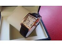New Swiss Cartier Tank Solo for sale!£30!