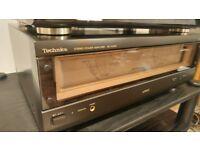 TECHNICS Stereo Power/Pre Amplifier SE-909s and SU-909U