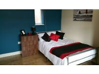 Cosy double studio flat available in Leeds, St Ives Grove, Armley. All Bills inc.