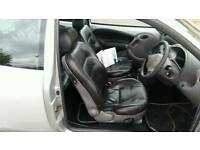 Low mileage Ford KA 1.3, 2000, leather, AC
