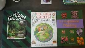 Books - Gardening bundle