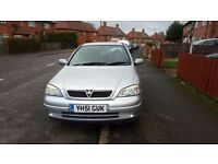 Vauxhall Astra 1.6 must go