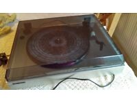 Wharfedale Record Turntable