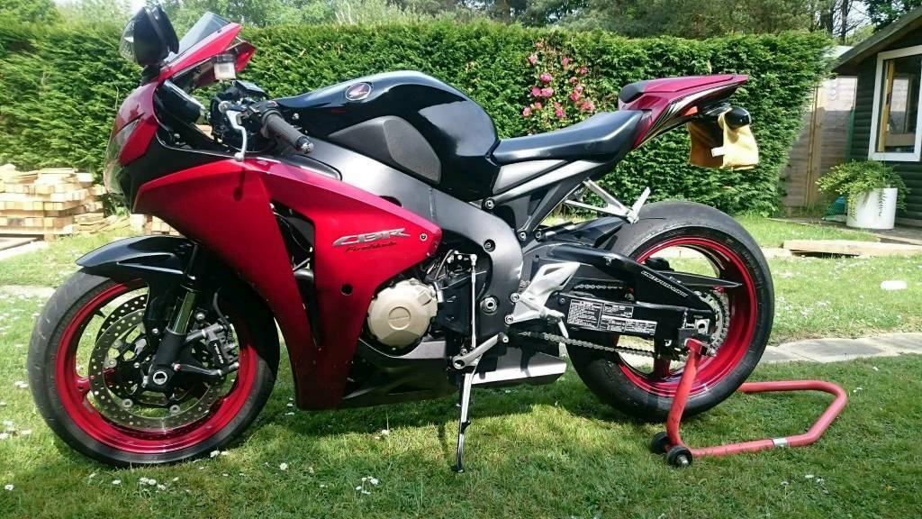 Honda CBR Fireblade 2008