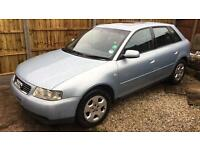 Breaking Audi A3 1.6 Petrol