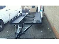 Car transporter for sale or offers.