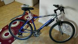 "Claudbutler 26"" bike"