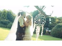 Natural Wedding Photography AND Videography 4Hr £299 West Yorkshire Female Photographer Videographer