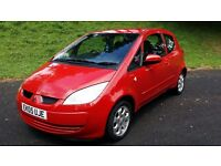 MITSUBISHI COLT EQUIPPE, VERY GOOD CONDITION WITH ONLY 47000 MILES, 3 x DOOR