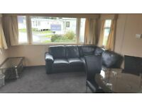 static caravan for sale whitley bay tyne and wear north east coast with pitch fees paid untill 2019