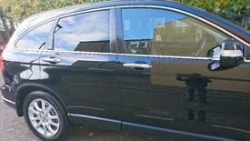 HONDA CR-V I-VTEC EXECUTIVE 2008 2.0L PETROL Manual 5 DOOR 4X4 PETROL