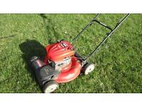 All running and non running petrol lawnmowers wanted