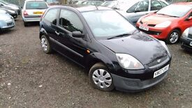 Ford Fiesta 1.25 Studio 3dr, HPI CLEAR, LONG MOT, DRIVES SMOOTH, GOOD CONDITION, P/X WELCOME