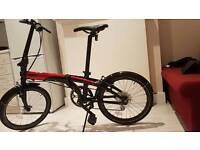 Tern Link D8 Folding bike